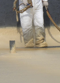 Brossard Spray Foam Roofing Systems